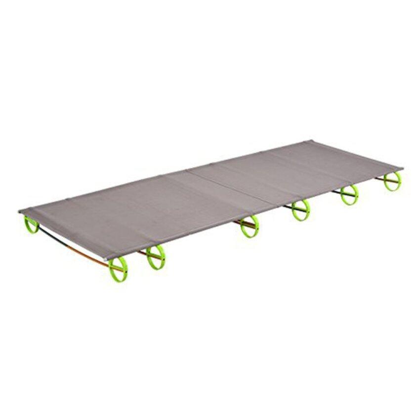 เตียงกลางแจ้งสำหรับพกพาแบบพับได้ทำจากอลูมิเนียม