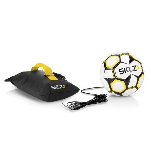 SKLZ KICK BACK - SIZE 4(Black) ...