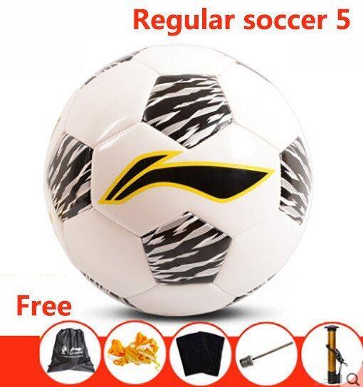 Soccer Football Regular soccer ball 5 Outdoor soccer Indoor soccer Outdoor Football Indoor Football - Intl