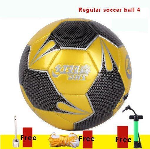 Soccer Football Training football Outdoor soccer Regular soccer ball 4 - Intl ...