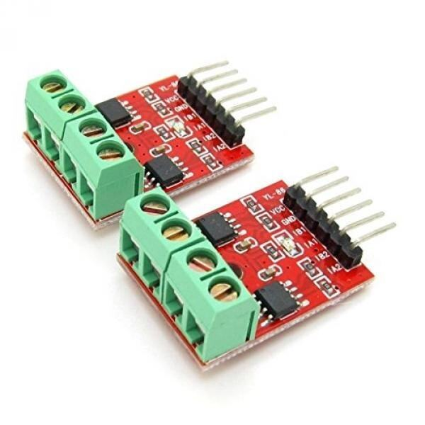Super Small PCB Board H-Bridge L9110 2 Way Motor Driver Module For Arduino Pack Of 2 - intl