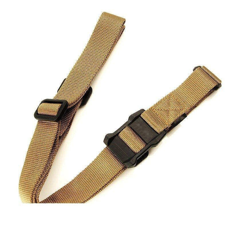 Tactical Gun Sling Single Point Airsoft Scpoe Sling TAN - intl ...