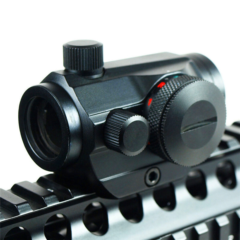 Tactical Holographic Red Green Dot Sight Scope Accurate Shooting Hunting CS Project Pica ...