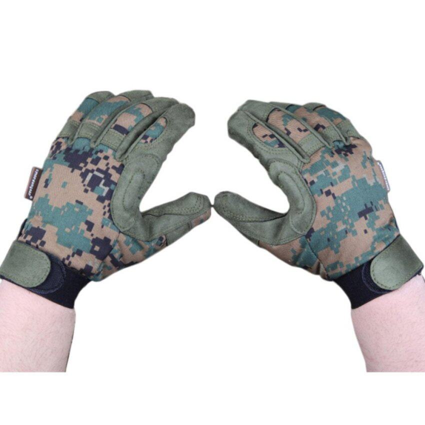 Tactical Shooting Gloves Full Finger Tactical Gloves - intl