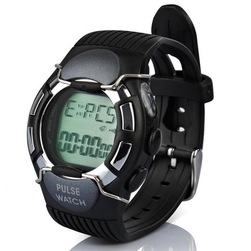 แนะนำ Toprime 2204 Heart Rate Monitor Watch with Stop Watch,Alarm MultiFunction Best for Men and Women—Running,Jogging,Walking,GymExercise,Cycling - intl ลดราคา