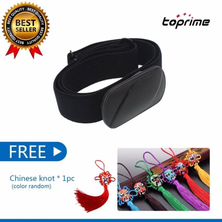 แนะนำ Toprime Bluetooth 4.0 Heart Rate Monitor Chest Strap 2108 Black ลดราคา
