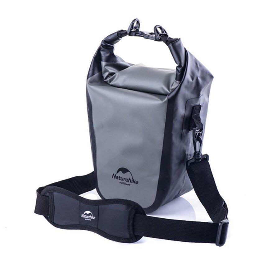 Universal Roll-top Camera Storage Bag Waterproof Dustproof Dry Bag for Kayaking Beach Rafting Boating Hiking - intl