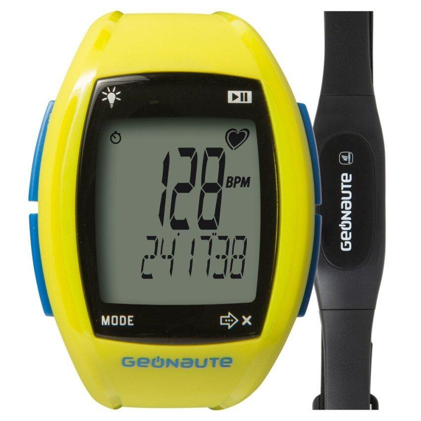 แนะนำ Yok Shop นาฬิกาวัดอัตราการเต้นหัวใจ Heart Rate รุ่น On Rhythm 310 -สีเหลือง ลดราคา