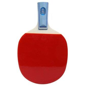 Zhouda Table Tennis Set Short Handle Ping Pong Racket Paddle +Bag 729-1060 - intl