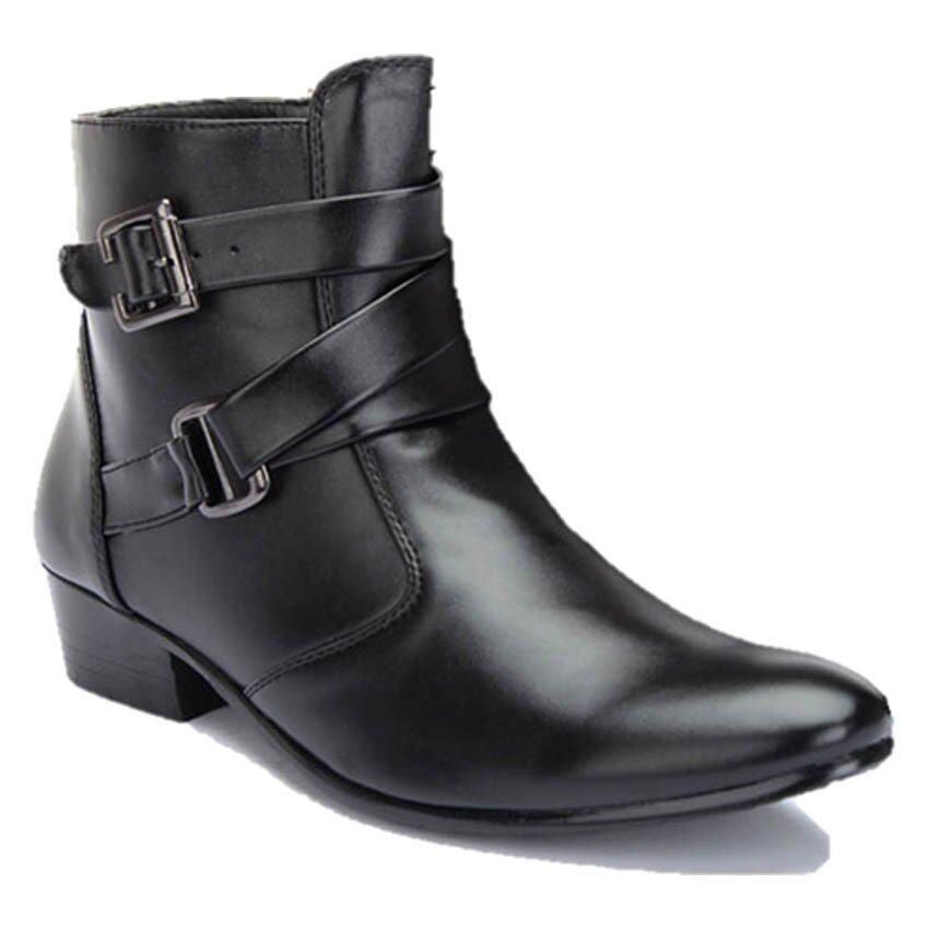Afterthat รองเท้าบู๊ท รุ่น HW02 - สีดำ ...