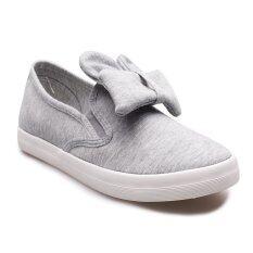 Air Move รองเท้าผ้าใบ แฟชั่น ผู้หญิง รุ่น L680 (Grey)