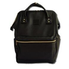 Anello Mini Backpack PU Black