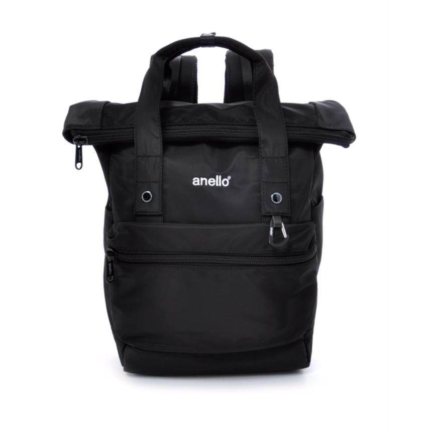 Anello Urban Street Backpack กระเป๋าเป้สะพายหลัง (Black)