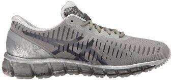 ASICS รองเท้าวิ่ง ASICS GEL-QUANTUM 360 men's รหัส T5J1N 9695 (LIGHT GRAY/DARK GRAY/SILVER)