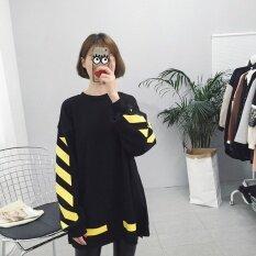 Autumn New Korean Leisure Loose Long Sleeve Printing Cashmere Hoodie - Intl ราคา 776 บาท(-26%)