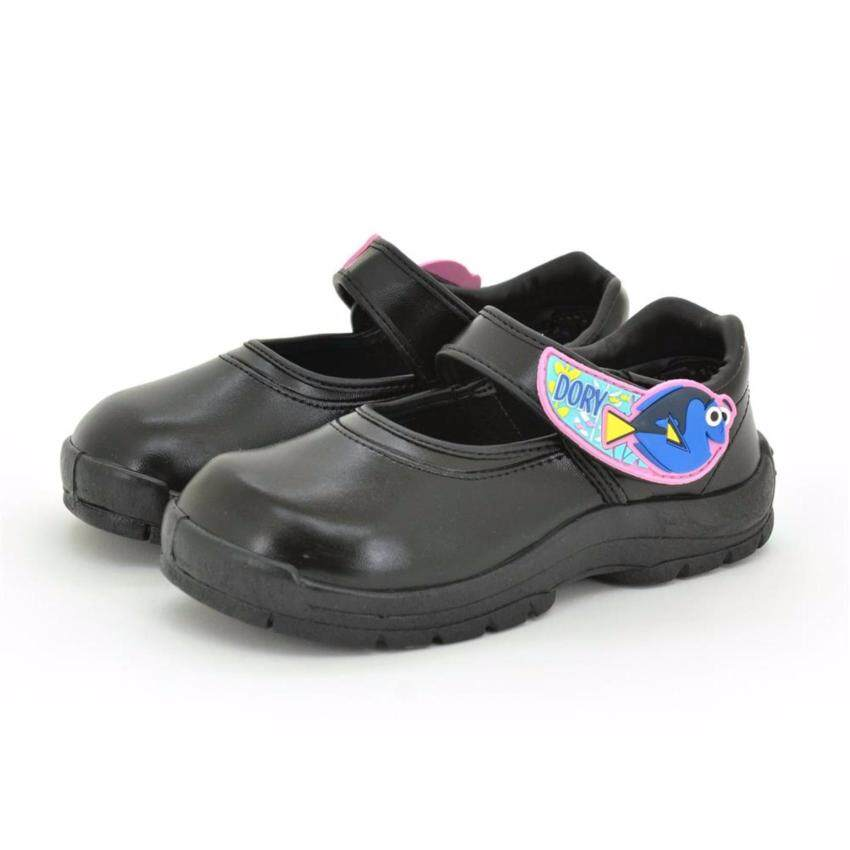 Bata Disney รองเท้านักเรียน เด็กผู้หญิง สีดำลายดอรี่ รหัส 1416655