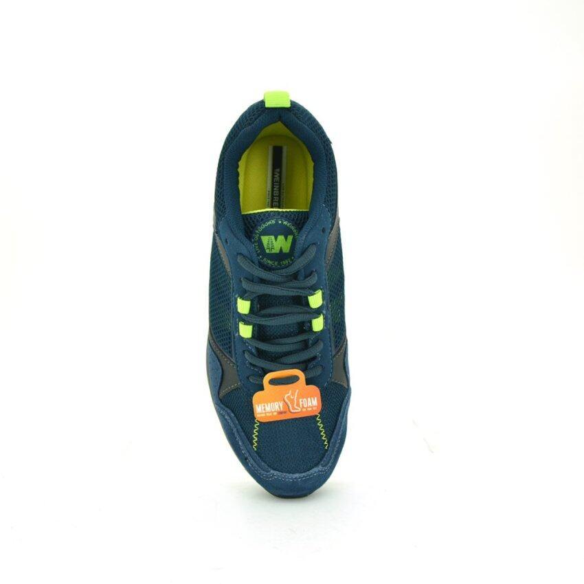 BATA รองเท้าผู้ชาย รองเท้ากีฬา WEINBRENNER SPORT CASUAL สี น้ำเงิน รหัส 8219032