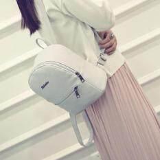 BB กระเป๋าเป้แฟชั่น สุดเก๋ (สีขาว) รุ่น 1009