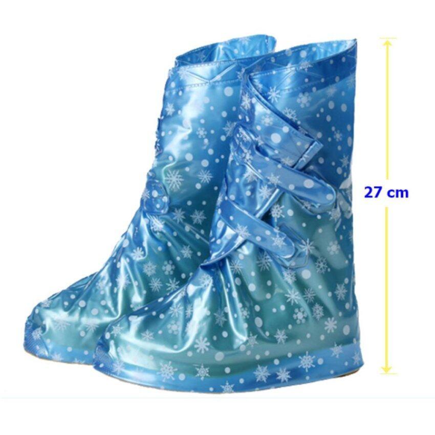 รองเท้ากันน้ำ Blue Snow ความยาว 27 cm Size M ...