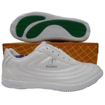 Breaker รองเท้ากีฬา รองเท้าฟุตซอล BREAKER BK-30 ขาว