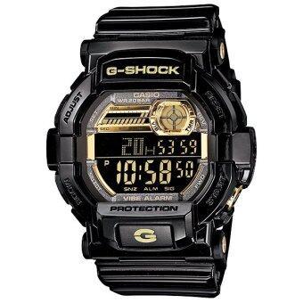 Casio g-shock รุ่น GD-350BR-1 (สีดำ)