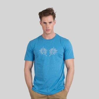 Casualist Men's T-Shirt รุ่น SC 2702681-231 (Blue)