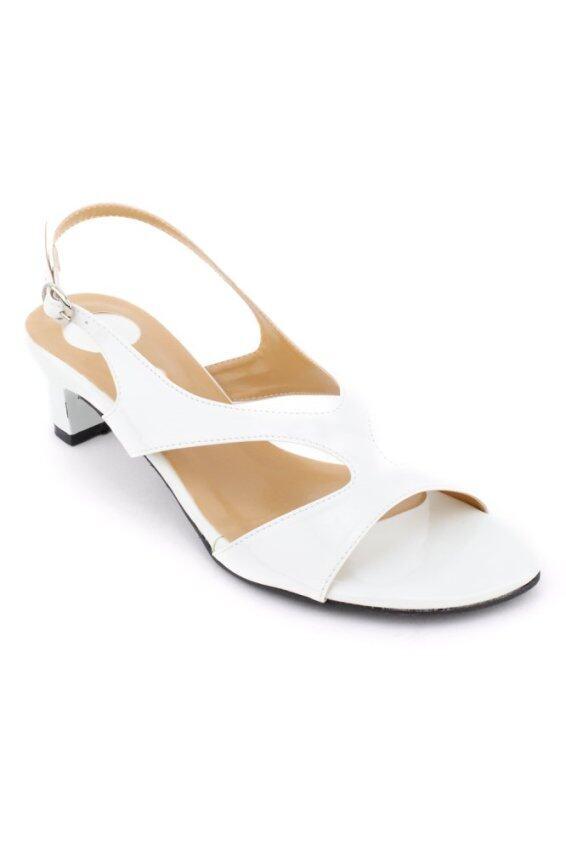 Classy รองเท้าสตรี รุ่น NR002 (WHITE) ...