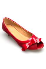 Classy รองเท้าแฟชั่น รุ่น GZ308-10 - Red