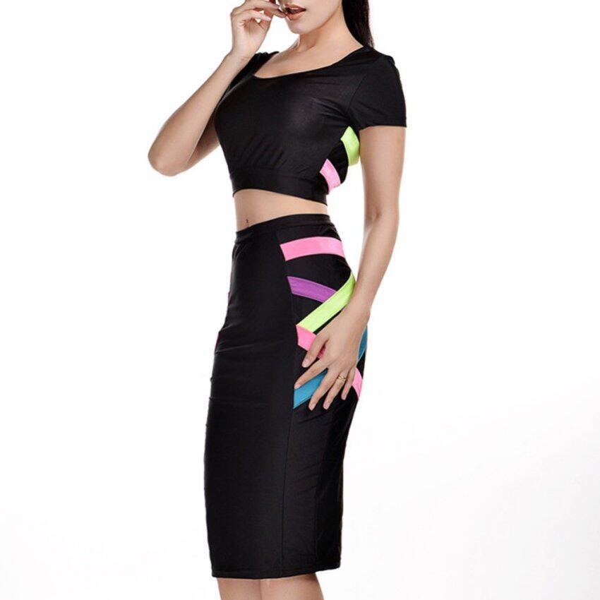 Color bandage dress - intl ...