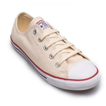 Converse รองเท้าผ้าใบ ผู้หญิง รุ่น ALL STAR DAINTY OX NATURAL - 11100D100NT (NATURAL)