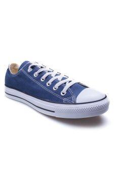 Converse รองเท้าผ้าใบ รุ่น ALL STAR OX Navy 11100B100NA (Navy)
