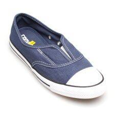 CONVERSE รองเท้าผ้าใบ ผู้หญิง รุ่น ALL STAR COVE OX NAVY - 11100C100NA (NAVY)