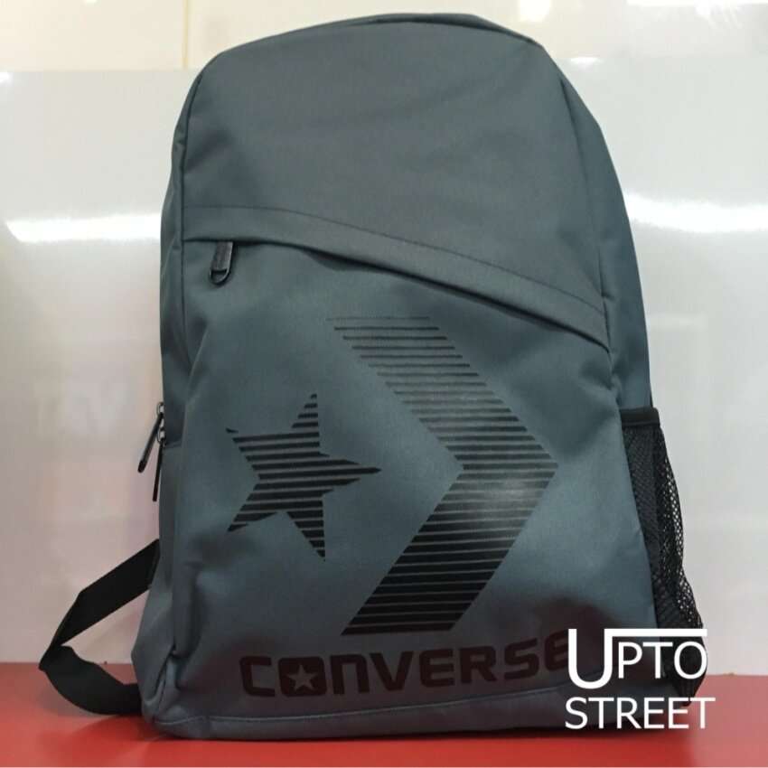Converse Star Chevron Speed Backpack - Grey