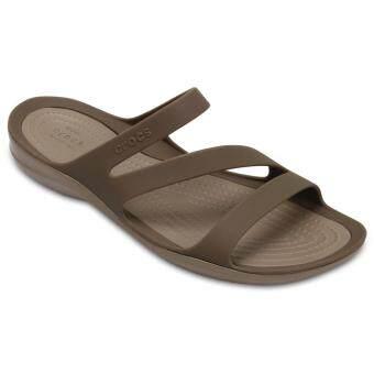 Crocs Swiftwater Sandal W-Walnut