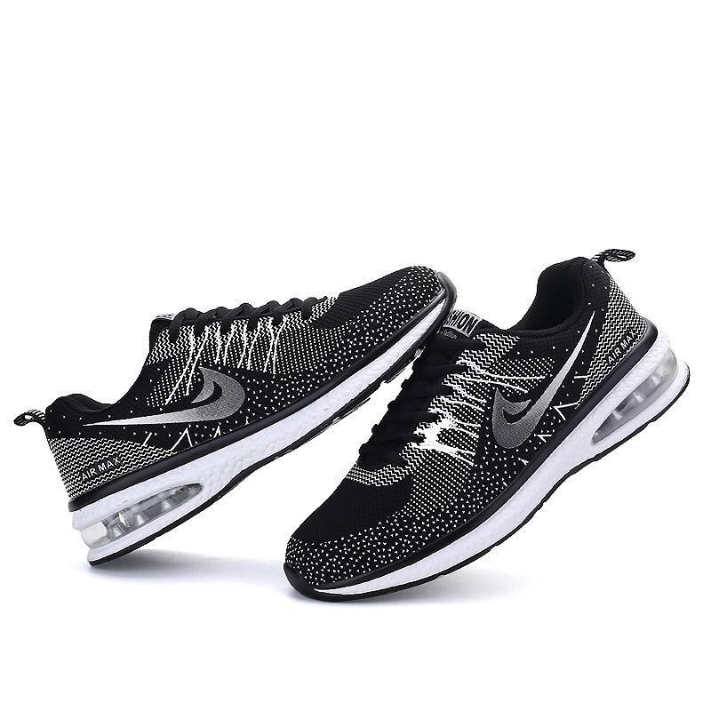 Fashion casual couple sports shoes, rubber mesh shoes - intl ...