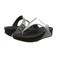 65d2890b6888b7 Fitflop Superjelly Sandals (Silver) - รองเท้าใส่สบาย เพื่อสุขภาพ