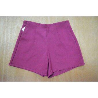 กางเกงผ้าฮานาโกะ(บานเย็น)