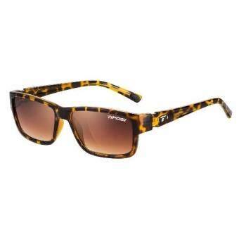 Tifosi แว่นกันแดด รุ่น HAGEN Leopard (Brown Gradient)