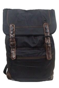 EAY กระเป๋าสะพายหลัง เป้ bagY0001b สีดำ
