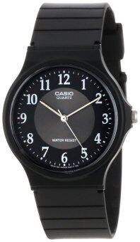 Casio นาฬิกาข้อมือ รุ่น MQ24-1B3 - Black
