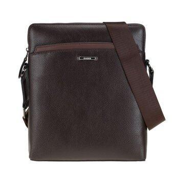 OASIS กระเป๋าสะพายข้าง รุ่น AMB9111-DB สีน้ำตาล