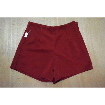 กางเกงขาสั้นฮานาโกะ(แดง)