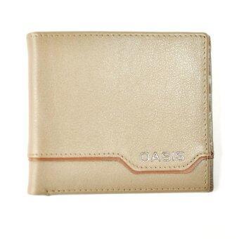 OASIS กระเป๋าสตางค์ รุ่น AMW9514-KH สีกากี