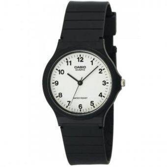 Casio Standard นาฬิกาข้อมือ - รุ่น MQ24-7B White