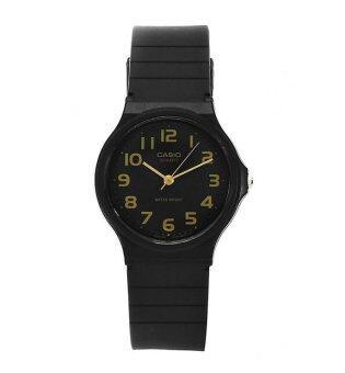 Casio Standard นาฬิกาข้อมือ รุ่น MQ24-1B2 (Black)