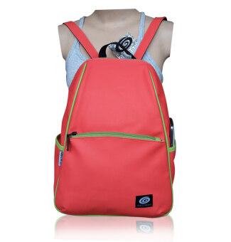 GET1020 กระเป๋าเป้ กระเป๋าสะพาย แฟชั่น VP671lacos (สีโอโรส)