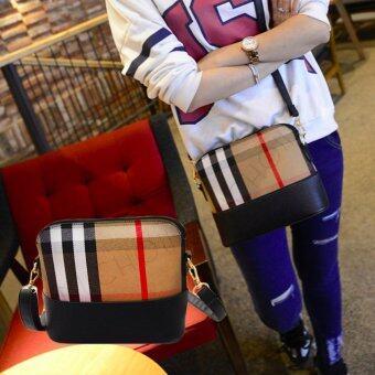 NuChon Women Bag กระเป๋าสะพายพาดลำตัวลายเบอเบอลี่ Body Bags/Burburry