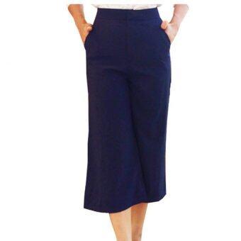 กางเกงสี่ส่วน (สีดำ)