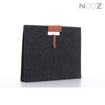 กระเป๋าถือ รุ่น N-File-A3 สี Dark Grey
