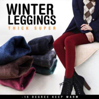 กางเกงเลกกิ้ง Women Winter Leggings / -15 degree (สีกรมท่า)